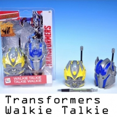 Transformers Walkie Talki